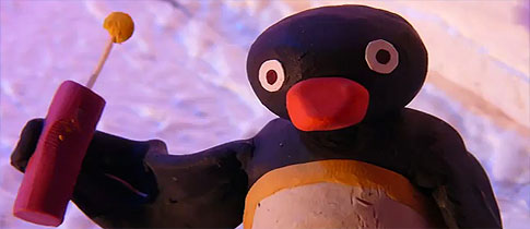 Pingu_The_Thing