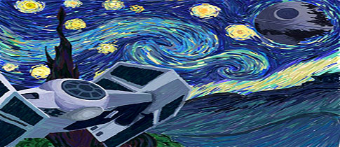 death_starry_night