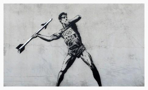 BanksyvsOlympics