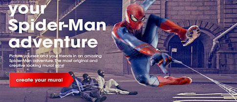 Spiderman-Punchbaby