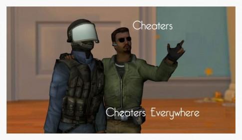 CheatingLvlCouter-Strike