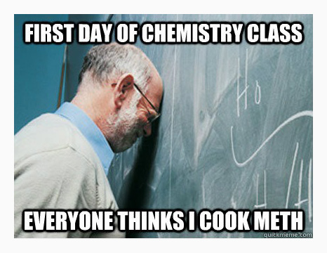 FirstWorldChemistryTeacherProblems