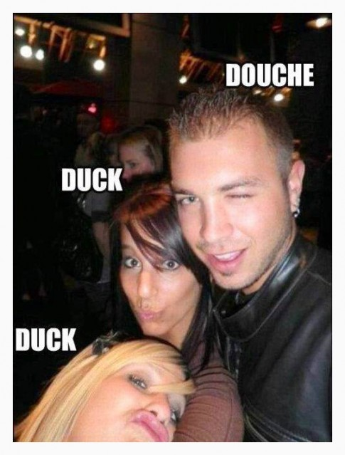 DoubleDuckDouche