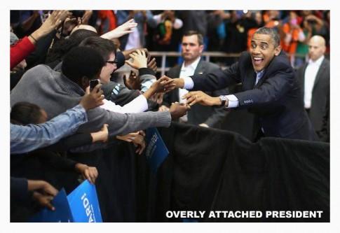 OverlyAttachedPresident