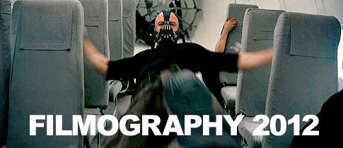 Filmography-2012