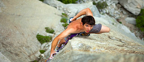 Free-Soloing