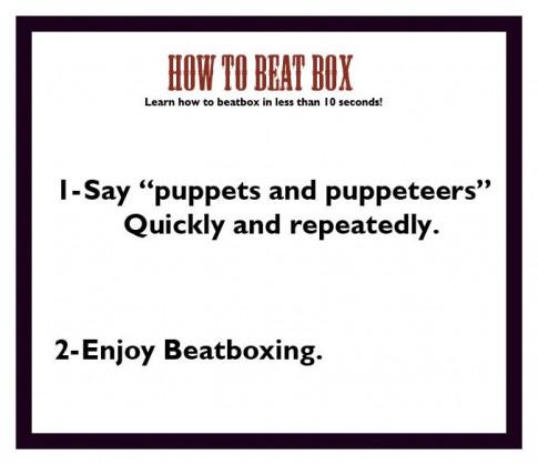 HowToBeatbox