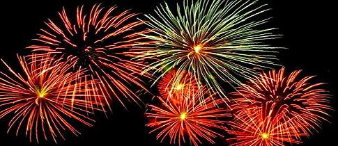 Melbourne_fireworks_in_reverse