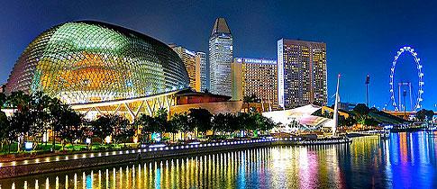 Singapore-Lion-City