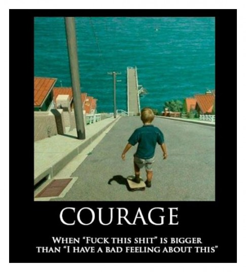 TheTrueMeaningOfCourage