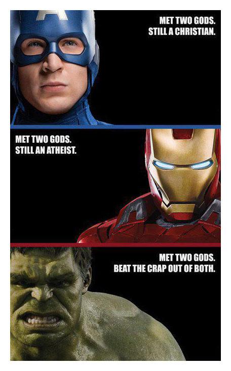 AvengersLogic