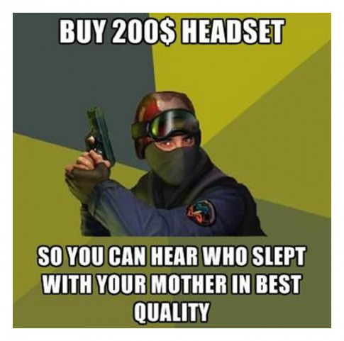WhyGamersBuyExpensiveHeadsets
