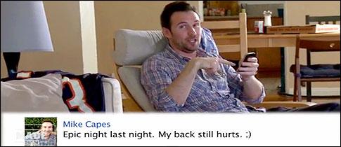 Facebook-revenge