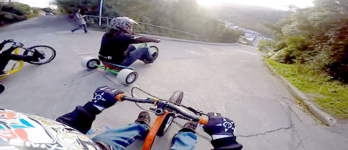 Drift-Trike-Steepest-Hill-In-World