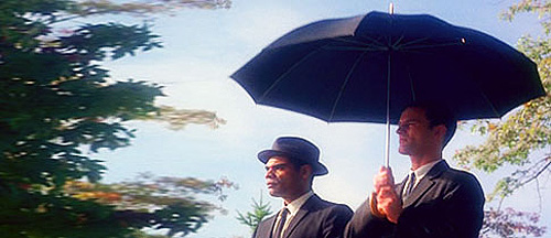 Unbrella-Man