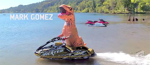 T-Rex-Steals-Jet-Ski-And-Does-Insane-Tricks-With-Mark-Gomez