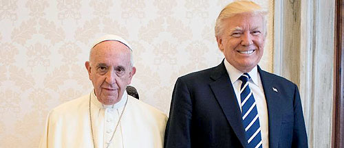 donald-trump-and-pope